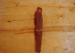 Говядина сыровяленая - фото шаг 5
