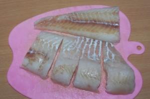 Гречка с рыбой в мультиварке - фото шаг 1