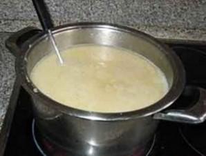 Суп-пюре из сушеных грибов   - фото шаг 5
