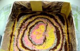 """Торт """"Квадратный"""" - фото шаг 10"""