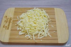 Хачапури из бездрожжевого слоеного теста - фото шаг 3