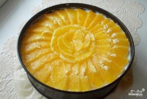 Апельсиновое желе для торта - фото шаг 2