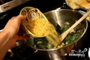 Итальянский суп с макаронами - фото шаг 2