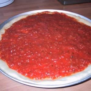 Итальянская пицца - фото шаг 13
