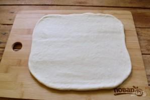 Пицца рулетом - фото шаг 7