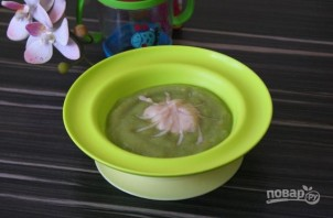 Картофельное пюре для прикорма - фото шаг 4