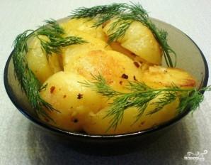 Картофель в рукаве для запекания - фото шаг 8