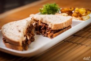 Сэндвич с говядиной - фото шаг 3