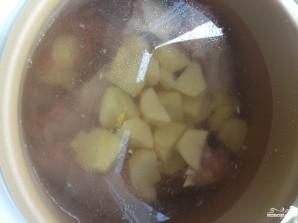 Щавелевый суп в мультиварке - фото шаг 3