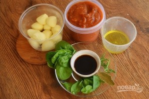 Фрикадельки под томатно-сырным соусом - фото шаг 4