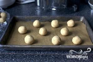 Печенье с запеченными каштанами - фото шаг 4