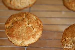 Овсяное печенье с кленовой глазурью - фото шаг 3