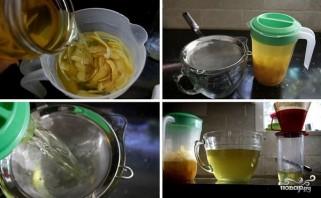 Лимончелло на самогоне - фото шаг 5