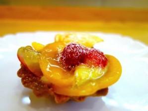 Тарталетки с фруктами в желе - фото шаг 21