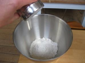 Тесто песочное для курника - фото шаг 3