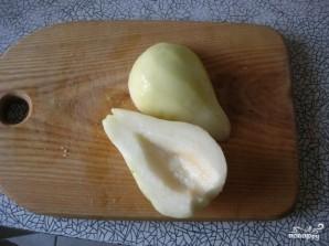 Коктейль молочный с грушей - фото шаг 2