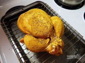 Запеченная курица по-мароккански - фото шаг 4