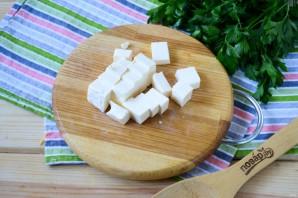 Сырный суп с морковкой - фото шаг 4