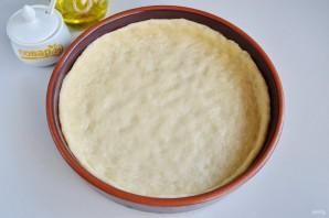 Пирог с ветчиной и стручковой фасолью - фото шаг 7