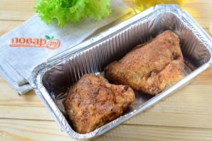 Кармашки из куриного филе с сыром - фото шаг 6