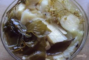 Белокочанная капуста маринованная - фото шаг 4