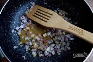 Королевский картофельный салат - фото шаг 5