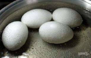 Салат из яиц и кукурузы - фото шаг 1