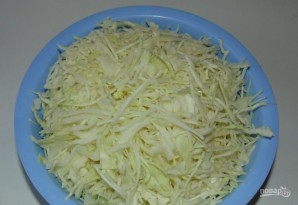 Засолка капусты горячим рассолом - фото шаг 1