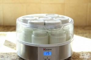 Домашний йогурт в йогуртнице - фото шаг 5