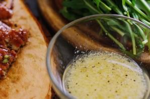 Салат с угрем - фото шаг 7
