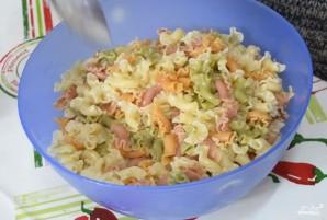 Испанский салат - фото шаг 4