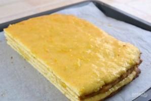 Простой рецепт лимонного пирога - фото шаг 8
