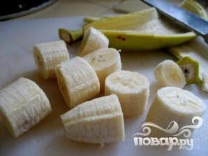 Замороженные бананы в шоколаде - фото шаг 2