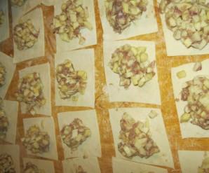 Манты с картошкой и мясом - фото шаг 5