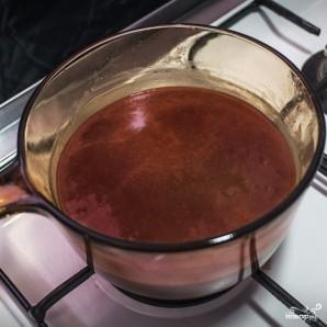 Винный соус - фото шаг 5