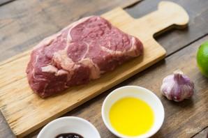 Маринад для стейка из говядины на сковороде - фото шаг 1