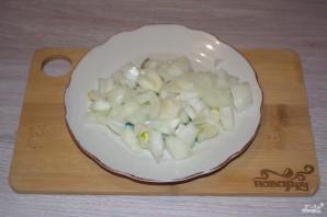 Суп из вешенок с картошкой - фото шаг 1