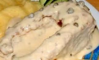 Рыба моя.Горячее блюдо из рыбы - фото шаг 4