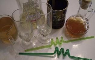 Коктейль с оливкой - фото шаг 1