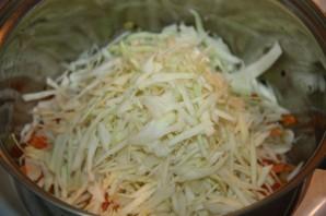 Капустный суп с фрикадельками - фото шаг 6