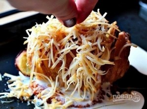 Печеный картофель - фото шаг 3