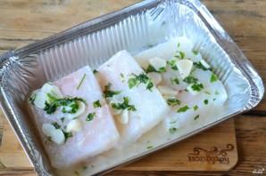 Рыбное филе под соусом - фото шаг 5
