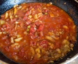 Томатный суп со свининой - фото шаг 9
