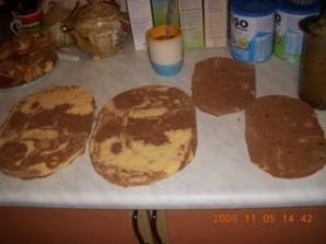 """Торт """"Цыпленок"""" - фото шаг 4"""