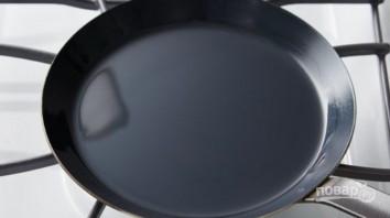 Тесто для блинчиков с начинкой - фото шаг 2