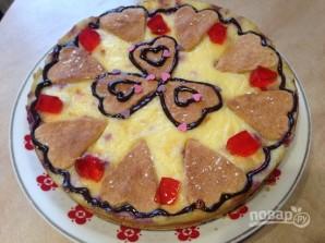 Пирог ко Дню влюбленных - фото шаг 15