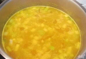 Суп из красной чечевицы постный - фото шаг 4