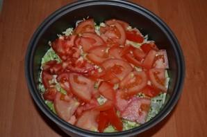 Рагу с колбасками  - фото шаг 3