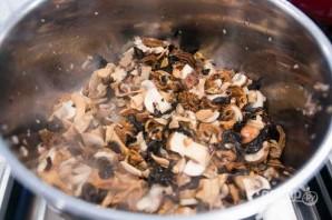 Суп-пюре грибной - фото шаг 2