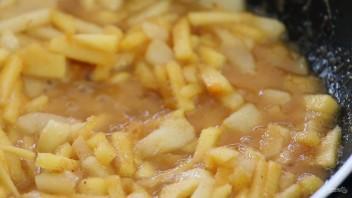 Грушево-яблочные кексы - фото шаг 8